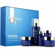 O3+ Diamond Luxury System Facial Kit For Bridal Makeup And Ultra Glow Treatments