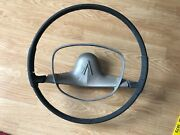 1957 Plymouth Steering Wheel With Horn Ring Mopar Trim