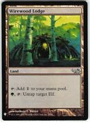 Wirewood Lodge Uncommon Magic Mtg X1 Mystery Booster
