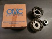 Evinrude Johnson Omc 433618 Gear Set Assembly Oem New Factory Boat Parts