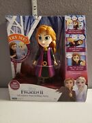Disney Frozen 2 Adventure Storytelling Anna Interactive Doll New In Package