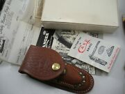 Vintage 1987 Case Xx Changer Knife In Box