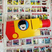Vintage Beano And Dandy Dc Thomas And Co Ltd Toy Projector With Slides Projection