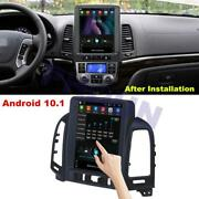 9.7and039and039 Android 10.1 Car Gps Radio Player Wifi Fm For For Hyundai Santa Fe 2005-12