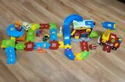 Vtech Go Go Smart Wheels Airport Playset And Fire Command Center +