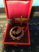 Ww1 French Observer Berret Badge Very Very Rare Please Look At Pics