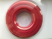 60m X 3mm Heavy Duty Red Strimmer Line Strimmer Wire Cord.