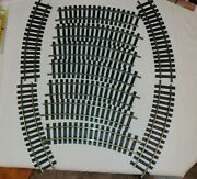 G Scale Brass Rail Track No Name 16 Curved Track