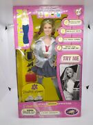 Rare 1999 Britney Spears Baby One More Time Official Singing Characters Doll
