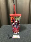 1 Starbucks + 3.1 Phillip Lim Exclusive Coral Cold Cup Stainless 16 0z Thailand