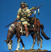 Blackfoot Confederacy Trader Painted Toy Soldier Pre-sale | Museum