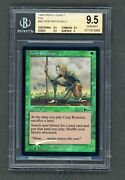 Crop Rotation Foil Bgs 9.5 Pop 7 Mint Urzaand039s Legacy Mtg Magic The Gathering