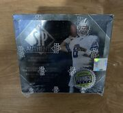 Rare 1997 Sp Authentic Football Box New Factory Sealed See Description