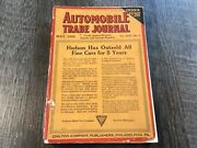 May 1920 Automobile Trade Journal Magazine
