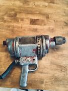 Vintage Black And Decker Heavy Duty 3/8 Electric Drill