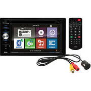 Boss Audio Systems Car Gps Navigation And Dvd Player - Double Din Bvnv9384rcandtrade