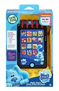 Leapfrog Blues Clues And You Really Smart Handy Dandy Notebook New
