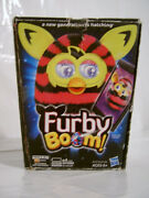 Furby Boom Interactive Toy Pink/black Battery Powered Creature