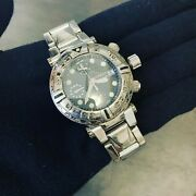 Rare Limited Edition Subaqua Noma I 9802 Stainless Steel Automatic Watch
