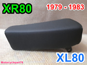 1979-1984 Honda Xr80 Xl80 Complete Motorcycle Saddle Seat Pan. Fit Xr75 1977-78