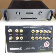 Audio Research Ls2 Stereo Tube Hybrid Amplifier Amp Working Rare From Japan