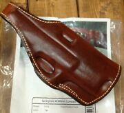 Holster Leather Springfield Xdm9/40, Right Hand Tan New