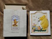 Classic Pooh Switch Plate