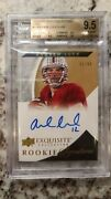 2012 Exquisite Collection Gold Andrew Luck Rc Auto Bgs 9.5/10 Gem Mint 91/99