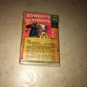 1949 Cowboys And Indians Playing Cards Please Read