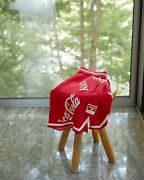 Sold Out Kith Coca Cola Mitchell And Ness Shorts Menandrsquos Small