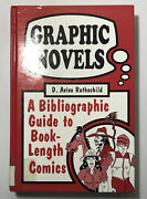 Graphic Novels A Bibliographic Guide To Book-length Comics Hardcover Used