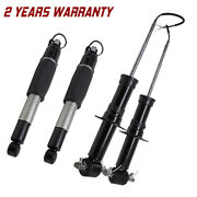 4pc Front Rear Air Suspension Electric Shock Strut For Cadillac Escalade Yukon