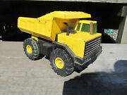 Tonka Truck Vintage Parts As Is Usa Made 1993 Steel Dump Truck Xmb 975 Tires 16