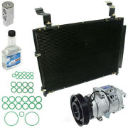 A/c Compressor And Component Kit-compressor-condenser Replacement Kit Uac Kt 4023a