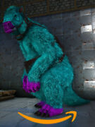 Ark Survival Evolved Pc - Pve New - Cotton Candy Megatherium - 300+ Not Leveled