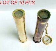 Description Material Brass And Glass Finish Antique And Polish Size Of Kaleidoscop