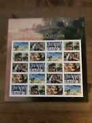Scott5479a Enjoy The Great Outdoors Forever Sheet Of 20 Stamps Mnh100-sheets