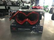 Video Camera Extreme Mx Googles, Adult- One Size Fits Most