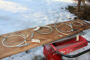 Stainless .125 Diameter Sailboat Cables Hardware 4 Imperfect