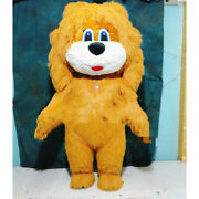 Inflatable Lion Doll Suit Mascot Costume Cosplay Party Outfit Clothing Carnival