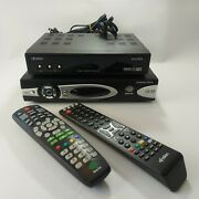 Lot Of 2 Free To Air Fta Digital Satellite Receivers Nfusion Limesat