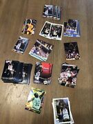 92-93 Shaquille Oand039neal Shaq Magic Rookie Card Lot Of 48 Hoops Ultra Finest Psa