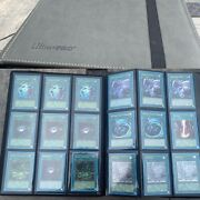 Yugioh Collection Binder - Magic/trap/side - Ton Of Ultimates And Originals
