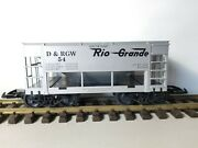 Roundhouse G Scale Ore Car Assembled G 4167 Dandrgw