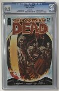 Walking Dead 27 Cgc 9.2 1st Appearance Of The Governor