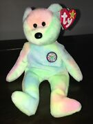 B.b. Beanie Baby Bear Ty Rare Mint Condition With Errors