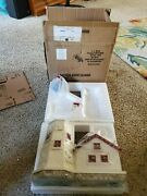 Llbean Tabletop Wooden Lighthouse Advent Calendar Large Rare And Very Htf New