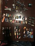Vintage Micro Machines Lot Of 140 Plus Toy Items Used Loose No Packaging