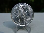 The Captain 2 Oz .999 Silver Ultra High Relief Round Privateer Series