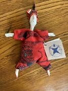 Rare One-of-a-kind Ceramic Pares Poupee Millet By Pablo Doll